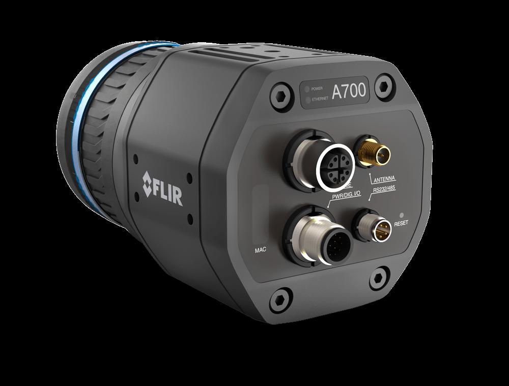 Kamera termowizyjna FLIR A700