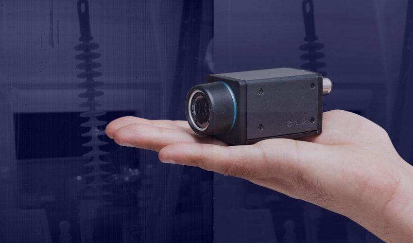 NUC kamera termowizyjna A65