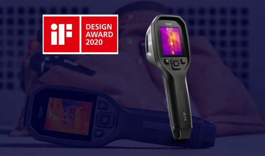 Kamera termowizyjna FLIR TG 267