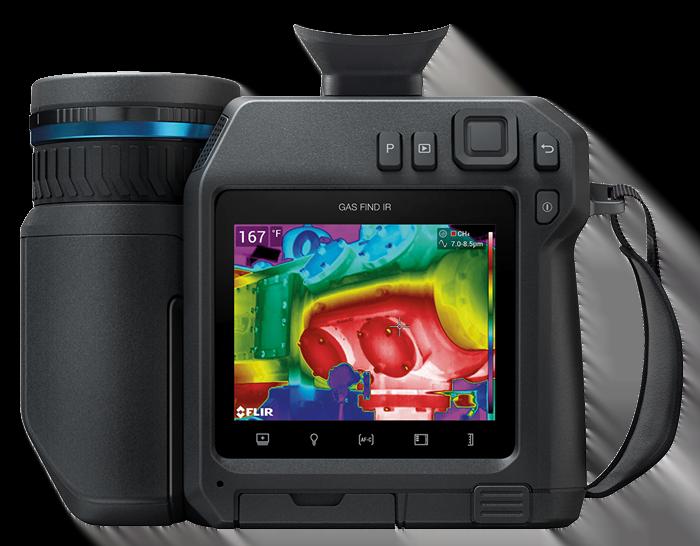 Kamera termowizyjna FLIR GF77