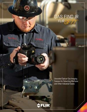 Kamera termowizyjna FLIR GF77 - broszura