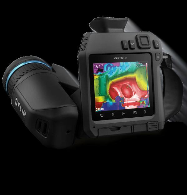Kamera termowizyjna FKIR GF77