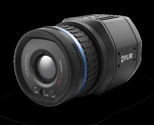 Kamera termowizyjna FLIR GF77a front